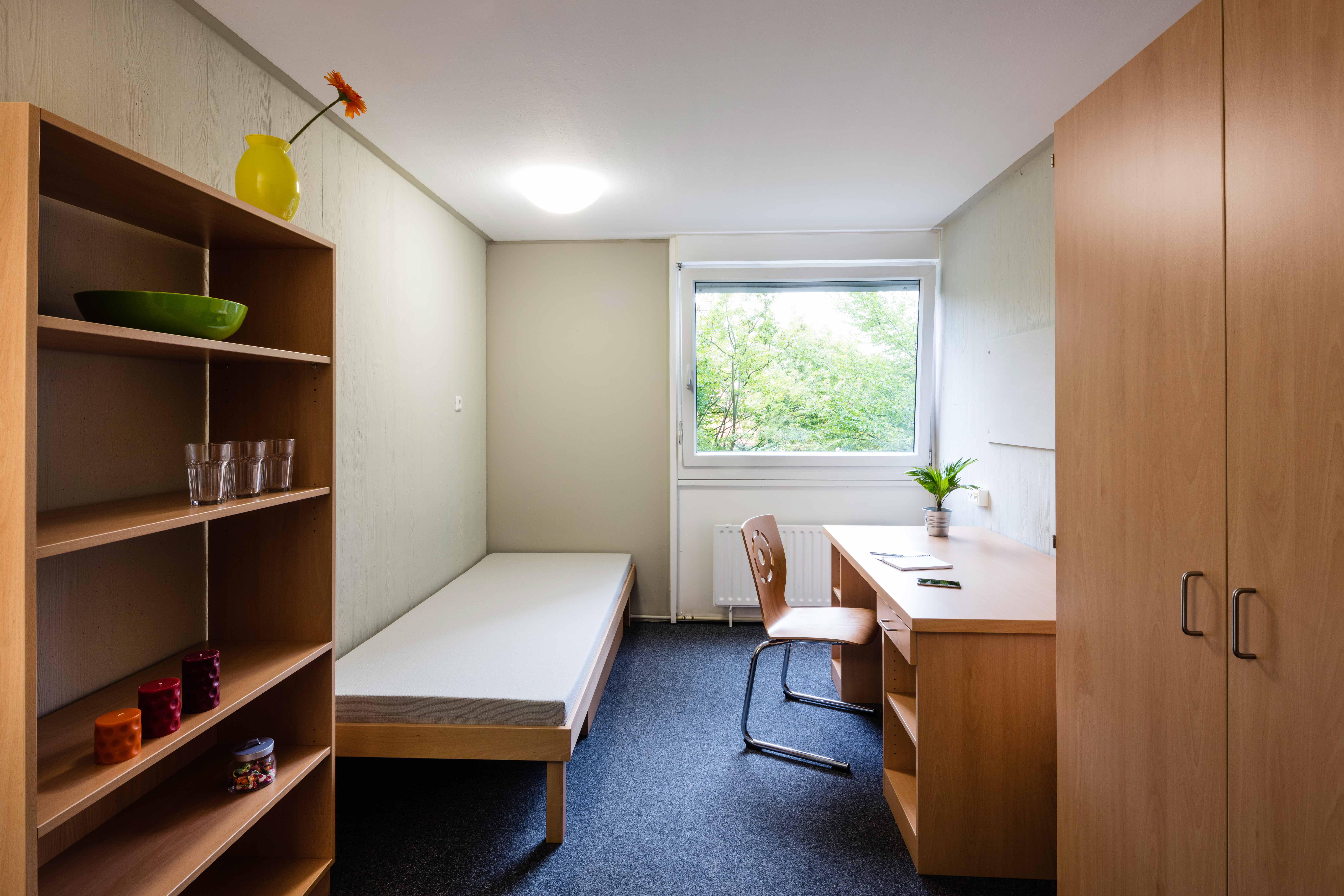 Wohnhaus der Finanzen - Studierendenwerk Stuttgart