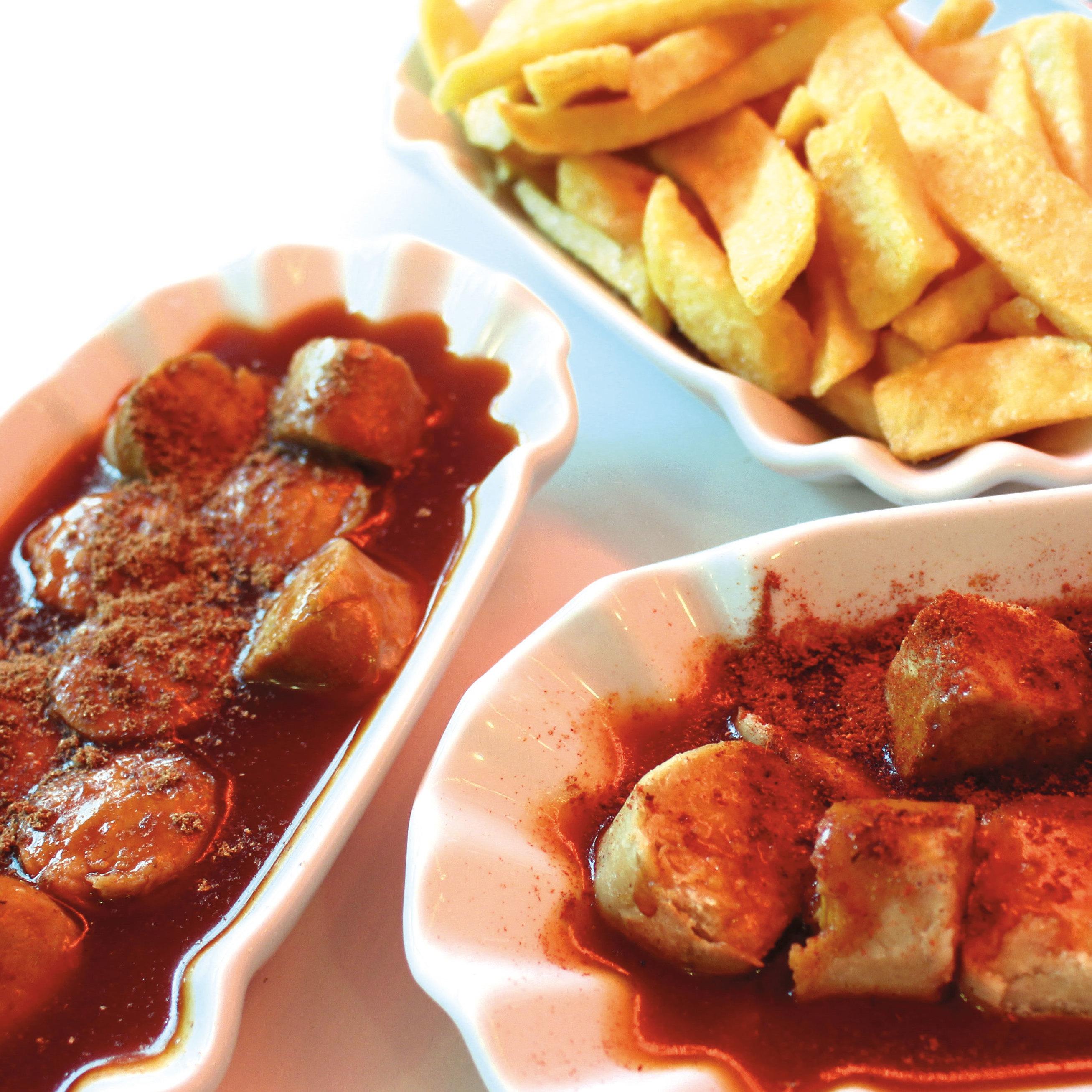 Vegane Currywurst Universität Stuttgart